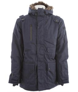 Cappel Magnificent Snowboard Jacket Shipyard Navy Chambray