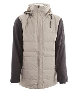 Cappel Revolution Snowboard Jacket British Khaki Chambray