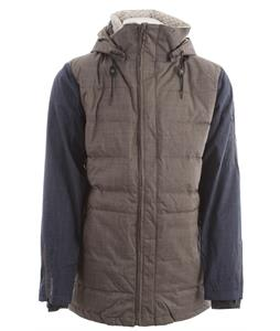 Cappel Revolution Snowboard Jacket Metal Revolver Chambray