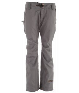 Cappel Take Over Snowboard Pants Dark Pewter