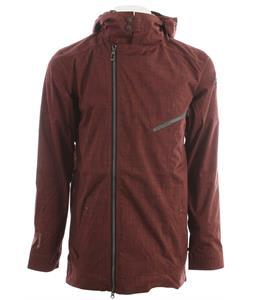 Cappel Thieves Snowboard Jacket Mahogany Chambray