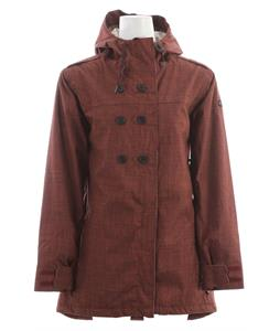 Cappel Thunder Snowboard Jacket Mahogany Chambray