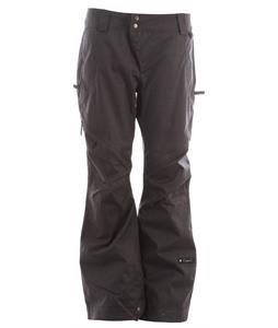 Cappel Wasted Snowboard Pants Black Chambray