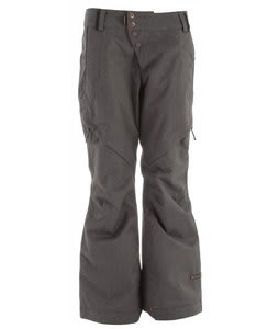Cappel Wasted Snowboard Pants Dark Pewter Wool