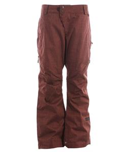 Cappel Wasted Snowboard Pants Mahogany Chambray