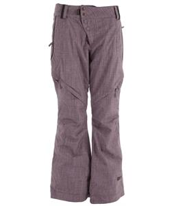Cappel Wasted Snowboard Pants Mauvelous Chambray