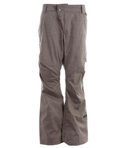 Cappel Wasted Snowboard Pants Metal Revolver Chambray
