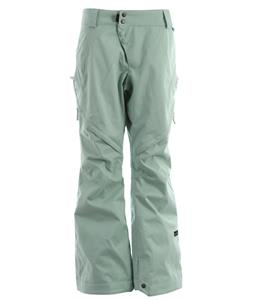 Cappel Wasted Snowboard Pants Pale Sage Wool