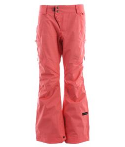 Cappel Wasted Snowboard Pants Rosy Wool Hounds