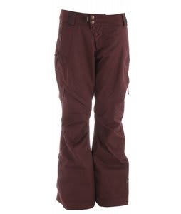 Cappel Wasted Snowboard Pants Raisin Wool