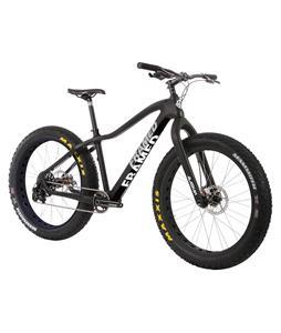 Framed Alaskan Carbon X1 w/ Carbon Fork Fat Bike