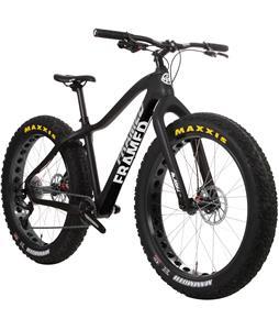 Framed Alaskan Carbon X7 w/ Carbon Fork Fat Bike