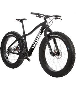 Framed Alaskan Carbon X7 XWT w/ Carbon Fork Fat Bike