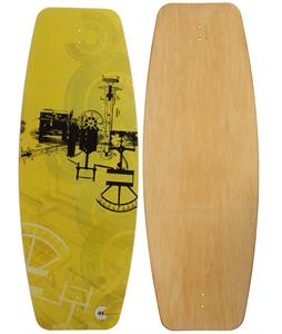 Cassette Symmetrical Flat Wakeskate 41