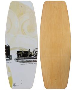 Cassette Symmetrical Flat Wakeskate 42