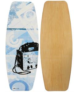 Cassette Symmetrical Flat Wakeskate 43