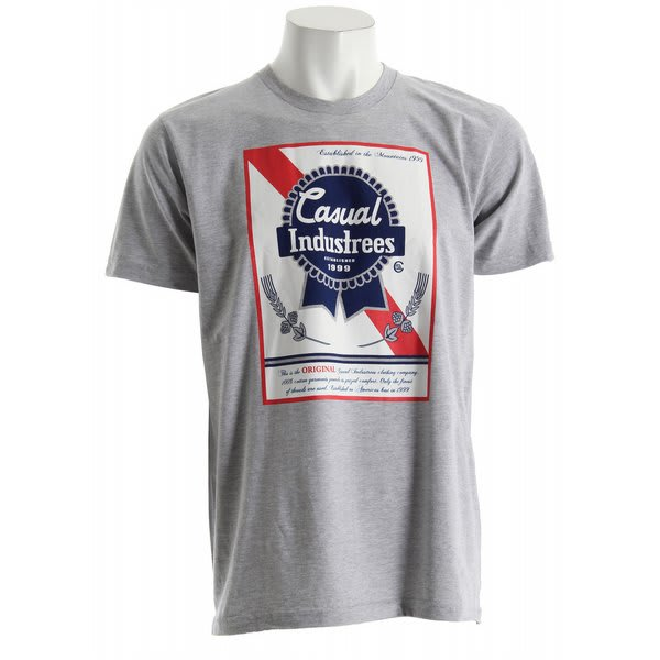Casual Industrees Broke Ribbon T-Shirt