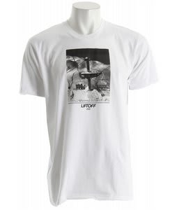 Casual Industrees Liftoff T-Shirt White