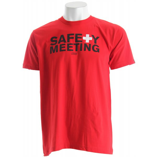 Casual Industrees Safety Meeting 2 T-Shirt