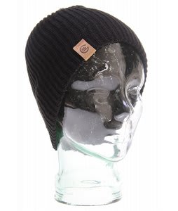 Casual Industrees The Field Beanie Black
