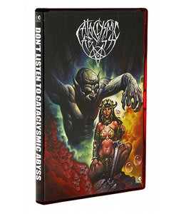 Cataclysmic Abyss Skateboard DVD