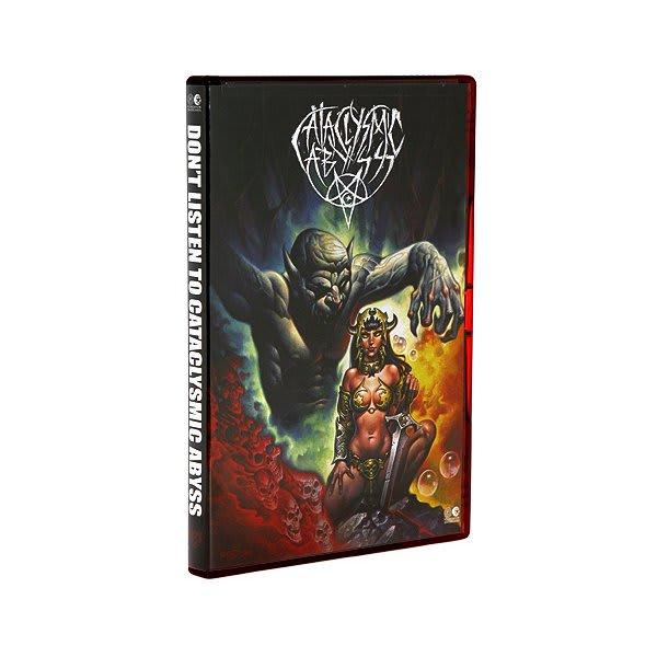 Cataclysmic Abyss Skateboard DVD