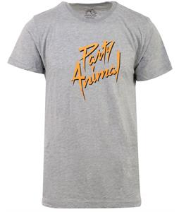 Catch Surf Party Animal Script T-Shirt