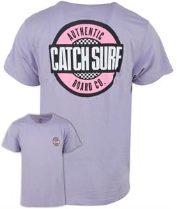 Catch Surf Core Checker T-Shirt