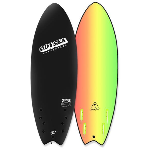 Catch Surf Odysea Skipper Quad Surfboard
