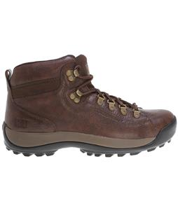 Caterpillar Active Alaska Boots Chocolate