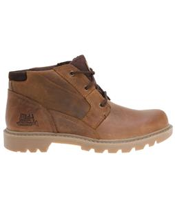 Caterpillar Graft Boots Dark Beige