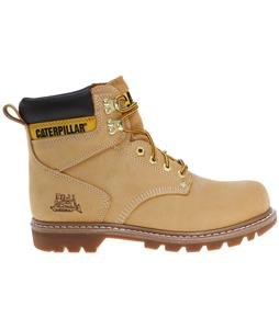 Caterpillar Second Shift Boots Honey