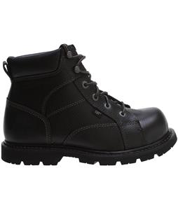 Caterpillar Track 6in St Shoes Black