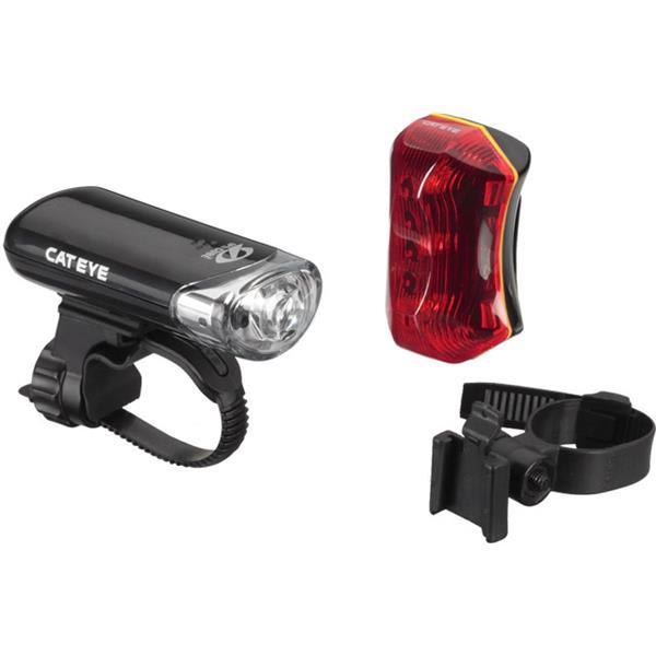 CatEye El130/Tl-170R Headlight And Taillight Set