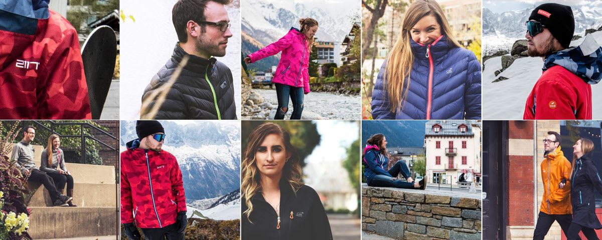 2117 of Sweden Ski & Snowboard Clothing, Jackets, Pants
