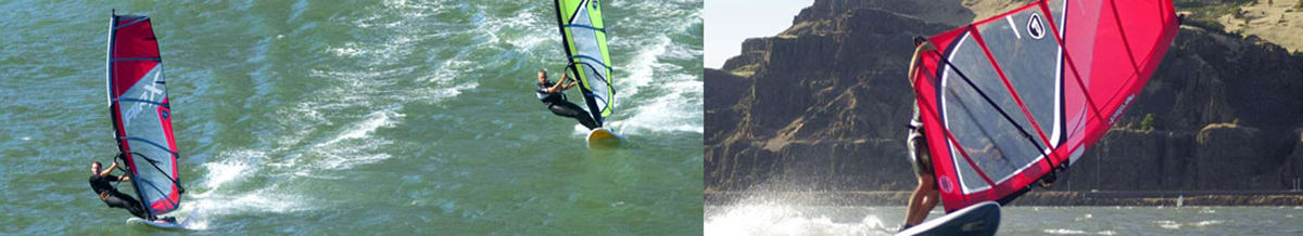 Aerotech Windsurfing Sails