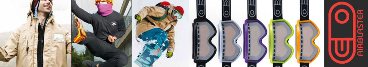 Airblaster Snowboard Clothing, Jackets, Pants, Hoodies