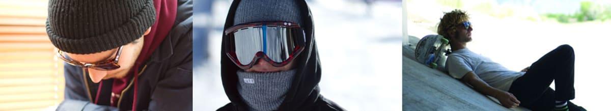 Ashbury Snowboard Goggles, Ski Goggles, Sunglasses