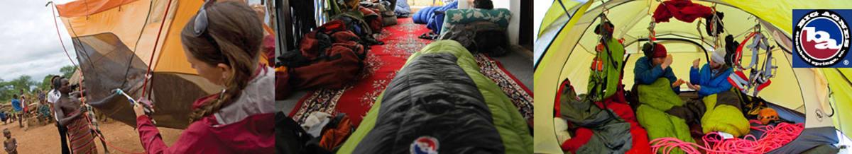 Big Agnes Sleeping Bags, Tents, Shelters & Tarps