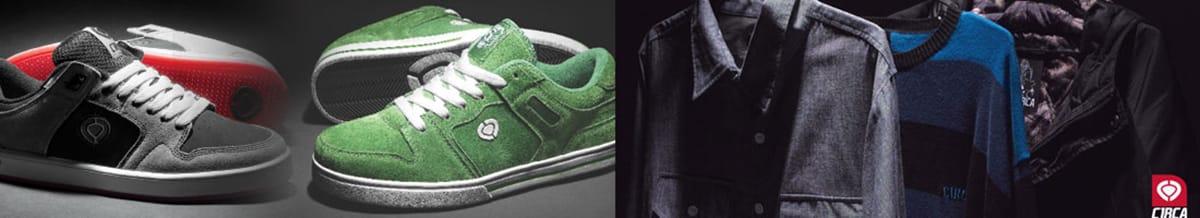 Circa Skate Shoes & Skateboard Clothing