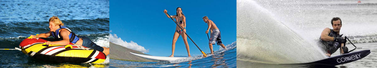 Connelly Waterskis, Tubes & Inflatables
