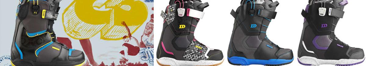 Deeluxe Snowboard Boots Men's & Women's