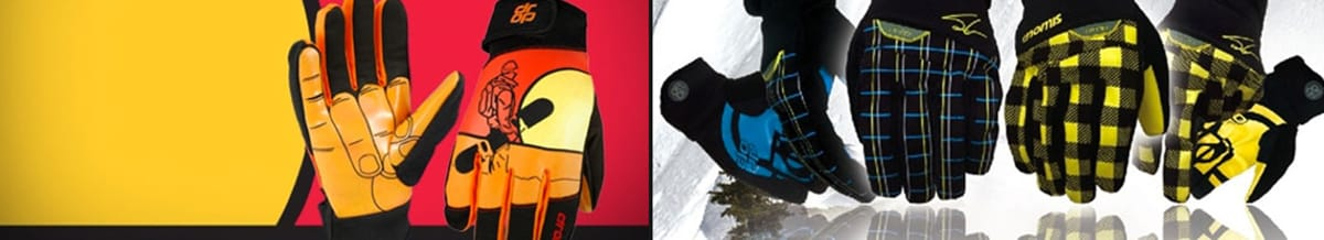 Drop Snowboard Mittens & Gloves
