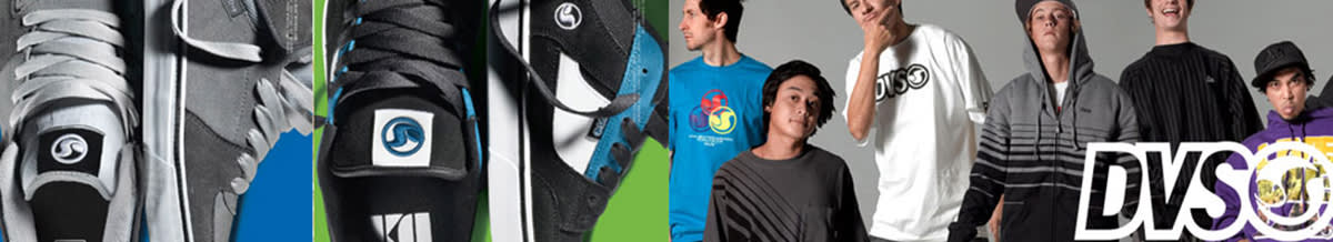 DVS Skate Shoes, Skateboard Clothing & Sandals