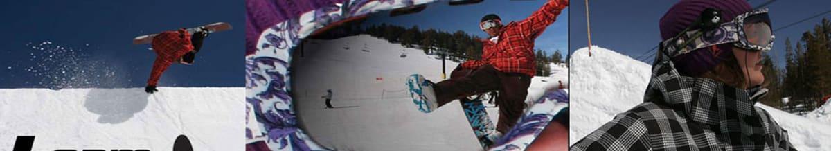 E408 Snowboard Clothing, Jackets & Pants