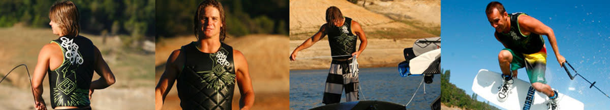 Execute Wakeskates, Wakeskate Shoes & Vests