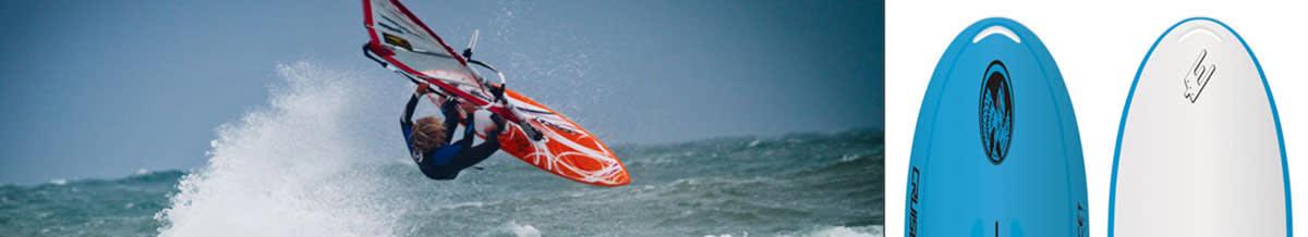 Exocet Windsurfers & Windsurfing Gear