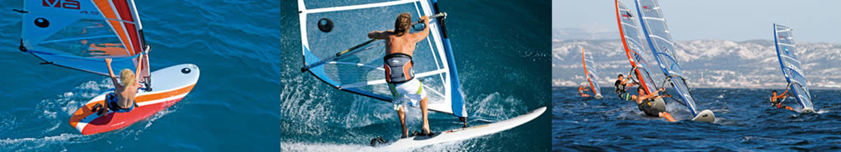 Fanatic Brands, Windsurfing Sails, Booms, Masts & Gear