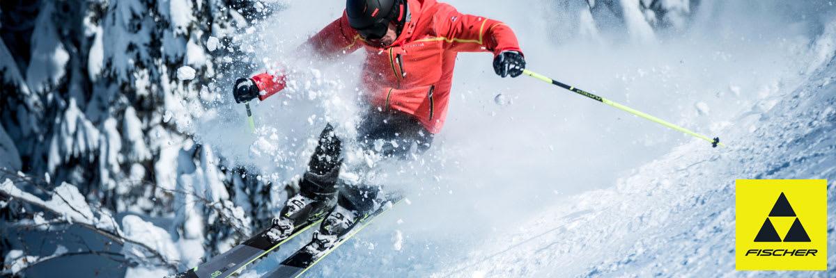 Fischer Skis & Skiing Equipment