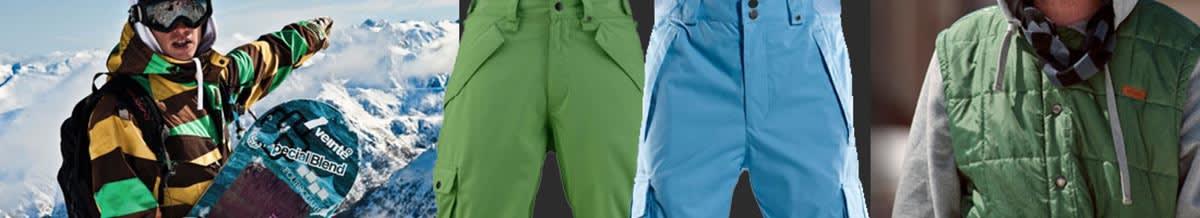 Foursquare Snowboard Clothing, Jackets, Pants, Hoodies, Beanies, T-Shirts, Fleece, Shirts